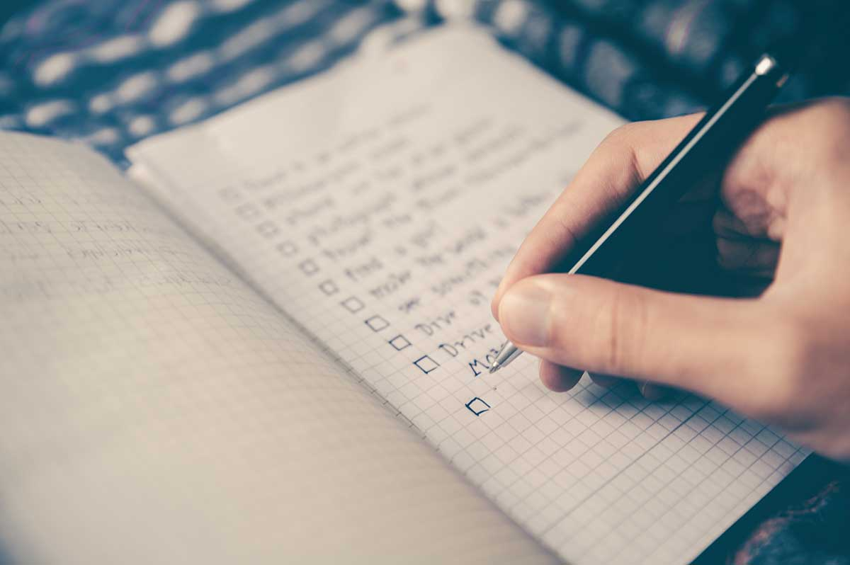The Complete DIY SEO Checklist